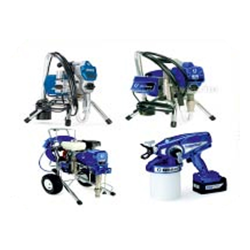 Electric Airless Paint Sprayers (GRACO)