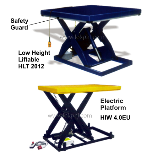 Liftables Hydraulic Liftable And Low Height Electric Lift Table - Liftable table