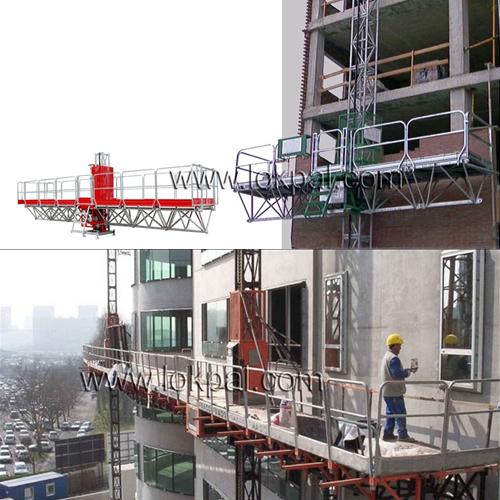 Mast Climbing Platform Mast Climbing Platform And Mast