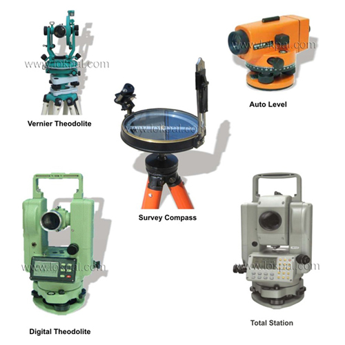 Surveying Instruments Land Surveying Equipment And Civil