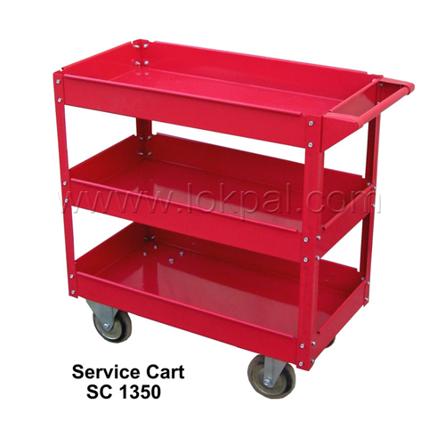 Tool Box Services Cart