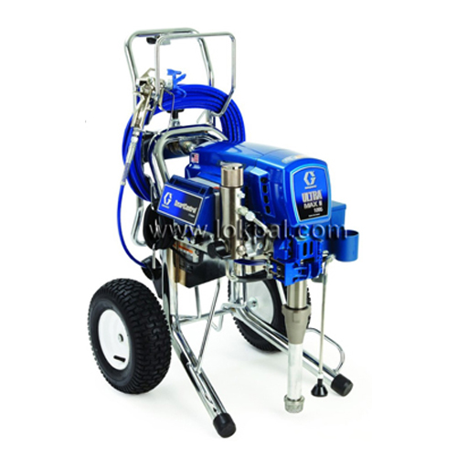 Electric Airless Paint Sprayer Graco Ultra Max II 1095 Premium