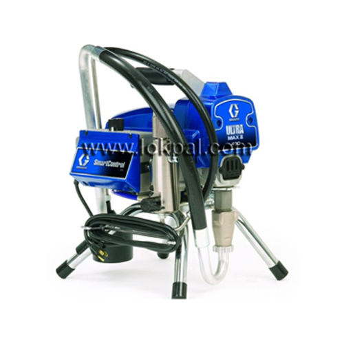 Electric Airless Paint Sprayer Graco Ultra Max II 490